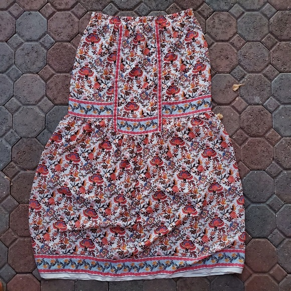Nordstrom Printed Skirt